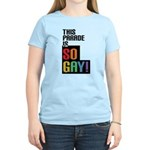 This Parade is So Gay! Women's Light T-Shirt