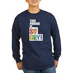 This Parade is So Gay! Long Sleeve Dark T-Shirt