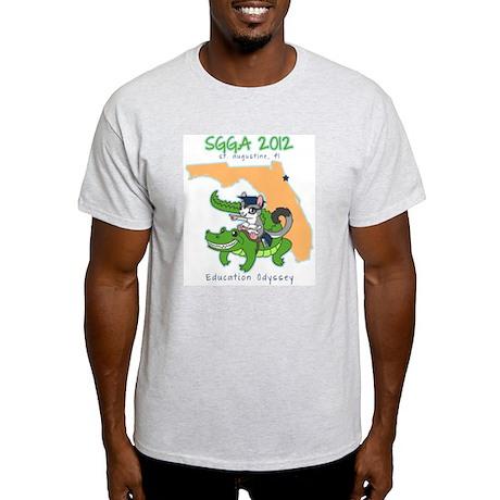 2012 SGGA Logo Light T-Shirt
