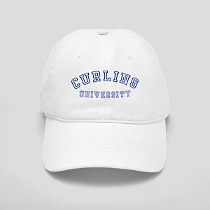 Curling University Cap