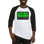 Personal Best Time Athlete's Baseball Jersey