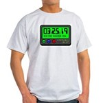 Personal Best Time Athlete's Ash Grey T-Shirt
