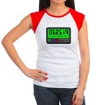 Personal Best Time Athlete's Women's Cap Sleeve T-