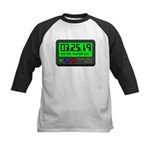 Personal Best Time Athlete's Kids Baseball Jersey