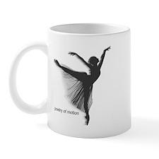 Poetry of Motion Mug