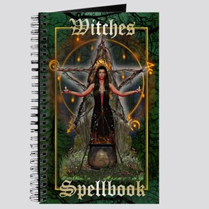 Witches Spellbook (Green/Earth)