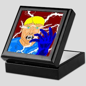 Electrodes Rage Keepsake Box