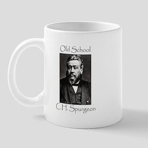 Spurgeon Old School Coffee Mug