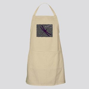 dragonfly mosaic effect Apron