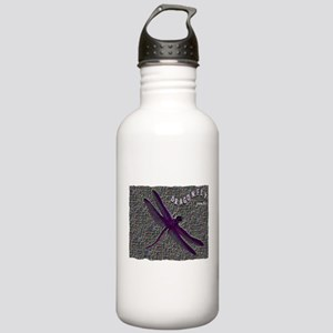 dragonfly mosaic effect Stainless Water Bottle 1.0