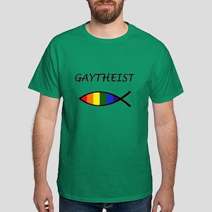 Gaytheist Dark T-Shirt