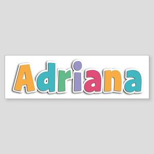 Adriana Spring11 Bumper Sticker