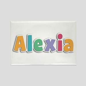 Alexia Spring11 Rectangle Magnet