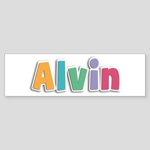 Alvin Spring11 Bumper Sticker