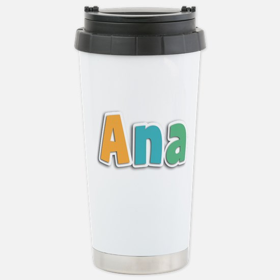 Ana Spring11 Stainless Steel Travel Mug