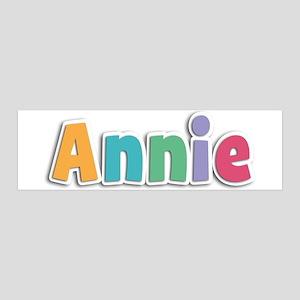 Annie Spring11 42x14 Wall Peel