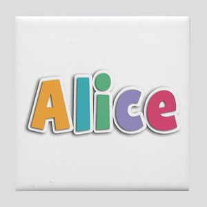 Alice Spring11 Tile Coaster