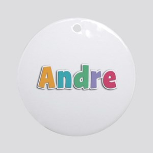 Andre Spring11 Round Ornament