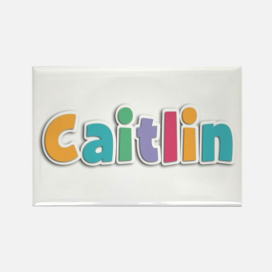 Caitlin Spring11 Rectangle Magnet