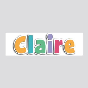 Claire Spring11 42x14 Wall Peel