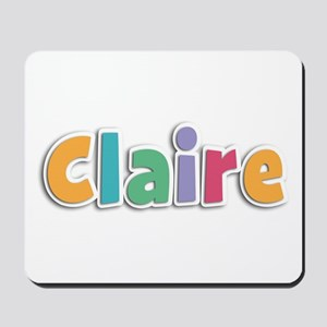 Claire Spring11 Mousepad