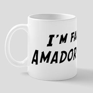 Famous in Amador City Mug