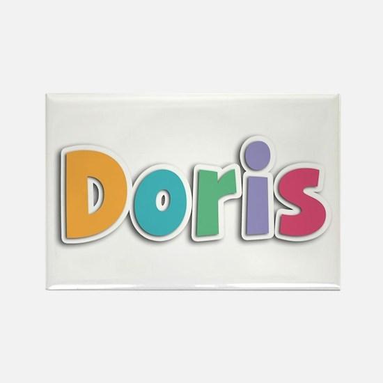 Doris Spring11 Rectangle Magnet