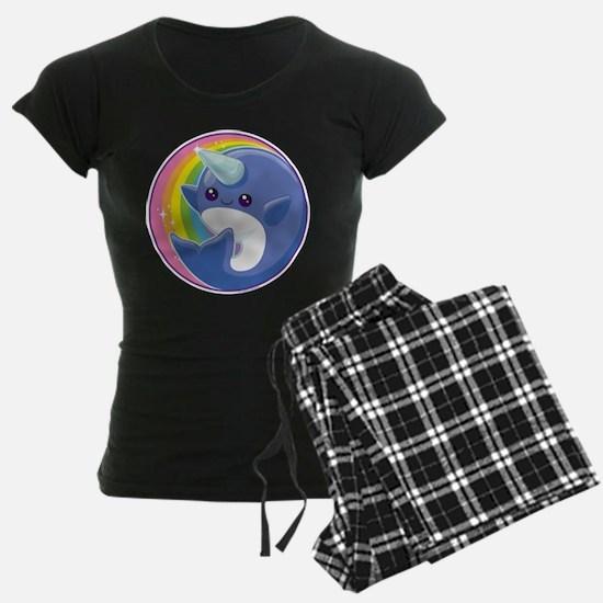Kawaii Narwhal Pajamas