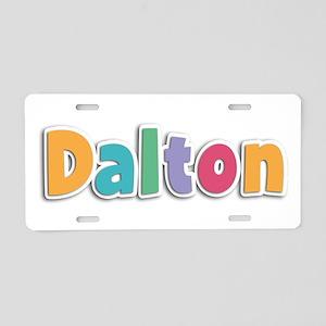 Dalton Spring11 Aluminum License Plate