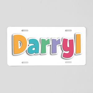 Darryl Spring11 Aluminum License Plate