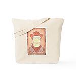 Wanted: Palomino Pony Tote Bag
