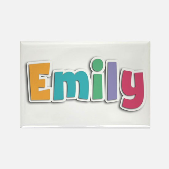 Emily Spring11 Rectangle Magnet