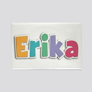 Erika Spring11 Rectangle Magnet