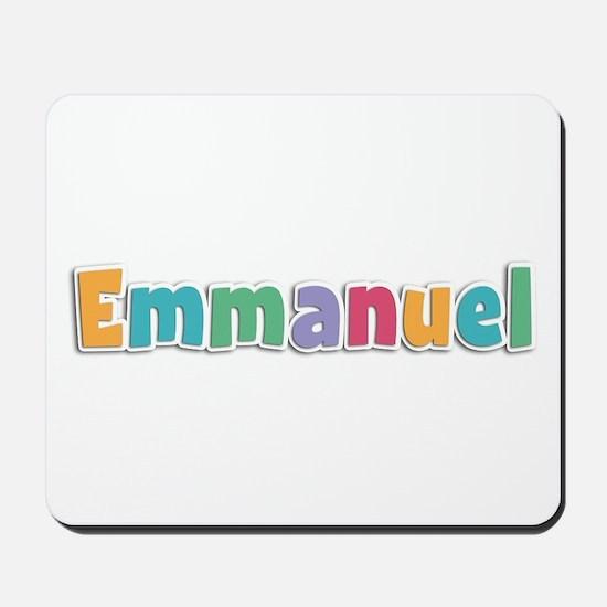 Emmanuel Spring11 Mousepad