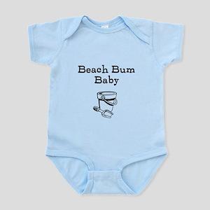 Beach Bum Baby Infant Bodysuit