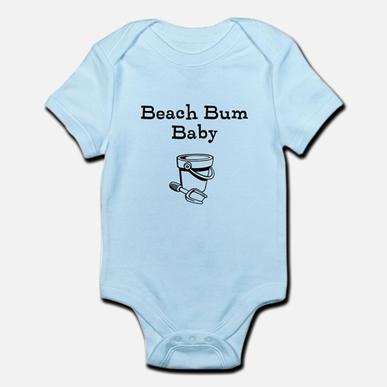 Beach Bum Baby Infant Bodysuit