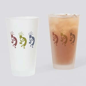 kokopelliVID Drinking Glass