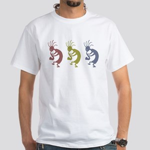kokopelliVID White T-Shirt