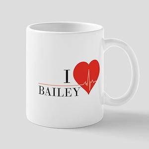 I love Bailey Mug