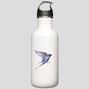 Purple Martin GIFT Stainless Water Bottle 1.0L