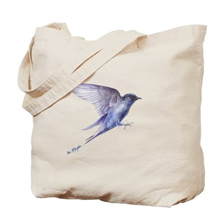Purple Martin GIFT Tote Bag