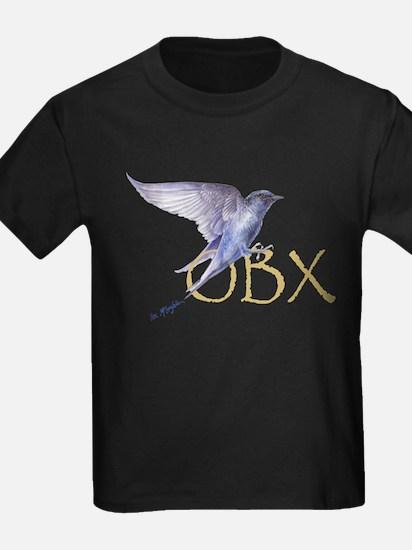 OBX purple martin T
