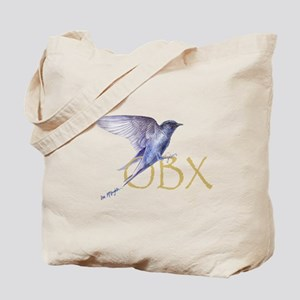 OBX purple martin Tote Bag