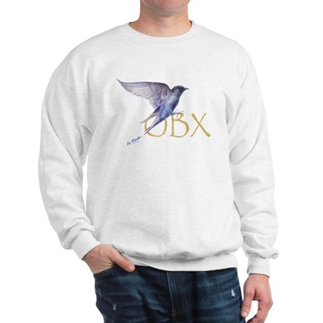 OBX purple martin Sweatshirt