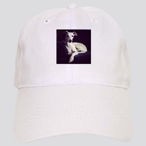 The Whippet Is In Cap