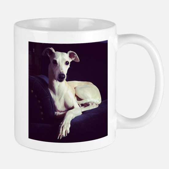 The Whippet Is In Mug