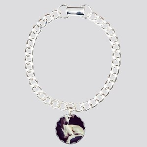 The Whippet Is In Charm Bracelet, One Charm