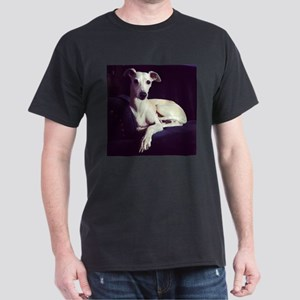 The Whippet Is In Dark T-Shirt