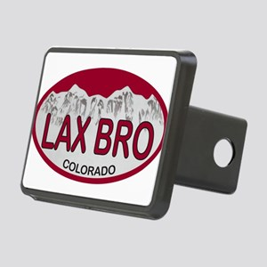 Lax Bro Colo Plate Rectangular Hitch Cover