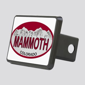 Mammoth Colo Plate Rectangular Hitch Cover